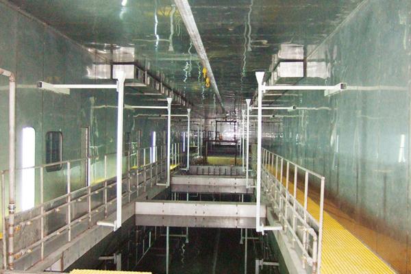 槽浸式前处理设备